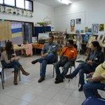 Los empresarios de la zona de Añaza conocen las ayudas disponibles para contratar, con @fg_ull y @CaritasTenerife https://t.co/nKCaqQJFJZ