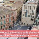 Una iniciativa ambiciosa para poner al servicio de los murcianos un ayuntamiento ágil https://t.co/WJpS2aBJ8e ???? https://t.co/8fa51YrzYQ