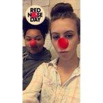 Red Nose Day🔴 @FPCHS @roshelle_fudge https://t.co/EfbGgDePGl
