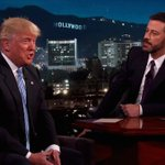 """Trump confirms to Jimmy Kimmel: """"Over the years, I've used aliases"""" https://t.co/u7VEwu76FH https://t.co/KgybNxQUKp"""