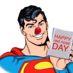 Earthlings, I wish you all a happy Red Nose Day for better&happier tomorrows ???? #RND16 #RedNoseDay https://t.co/nOlIqPR1UA