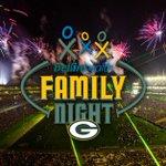 #Packers Family Night is set for Sunday, July 31!  Details: https://t.co/0zyxvJxJH5 https://t.co/B8CoWCRK3D