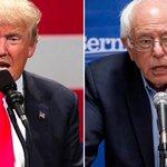 Could a debate between Donald Trump and Bernie Sanders be in the works? #BernieTrumpDebate https://t.co/hF18m8TICI https://t.co/ZYrs78LRqJ