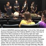 #Bosnia #NYC #Film #Bosnian #Cinema #NewYorkCity #bhffnyc https://t.co/TKvklZ1hAI