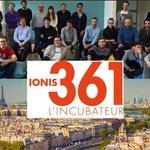 Lincubateur @IONIS_361 ouvre son espace à de nouvelles startups Candidatez jusqu'au 19 juin https://t.co/0F6OnMG4tU https://t.co/stq2z2smGr