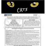 #NYC #SINGERS OPEN CALL for CATS aboard @RoyalCaribbean. See flyer for info. @BentonCastMan @DuncanStewart1 https://t.co/nzt7MpT970