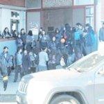 Broma escolar terminó con 500 alumnos evacuados y embarazada en Urgencias en Punta Arenas https://t.co/mW4GyTU53C https://t.co/XvZkq6Riqy