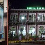 Chennai Railway Station has Christian IDOLS @sureshpprabhu When did we changed the rules? https://t.co/p67xIACzhX