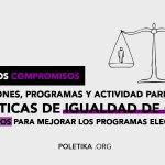 Género y #Poletika: porque es fundamental para luchar contra la pobreza y la desigualdad en #26J https://t.co/5u9cO5apjL