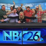 Our NBC26 Today team was getting in on the fun of #RedNoseDay! Watch the #RedNoseDay special tonight at 8 on NBC26! https://t.co/AI66ctzjdK