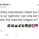 As Italian marine goes to Italy,one remembers Modiji in 2013-14 spewing invective over it.1/4 https://t.co/VHHY1QX5Vj