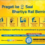 345 Passenger Amenity Works for Better Journey Experience planned to be Commissioned During #Rail Hamsafar Saptaah https://t.co/pMrgxk0BGQ