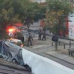DENUNCIAMOS: @Carabdechile e @IntendenciaRM provoca a secundarios fuera de los liceos previo a nuestra marcha https://t.co/OWrE9TOsKX