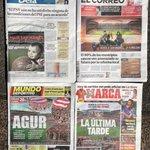 Hoy hace 3 años, #LaCatedral copaba las portadas. https://t.co/j5b6bAZIVZ