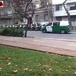 Ahora; En Parque Bustamante La Policia apostados y haciendo controles de identidad previa a #MarchaEstudiantil https://t.co/YA7J58vC0y