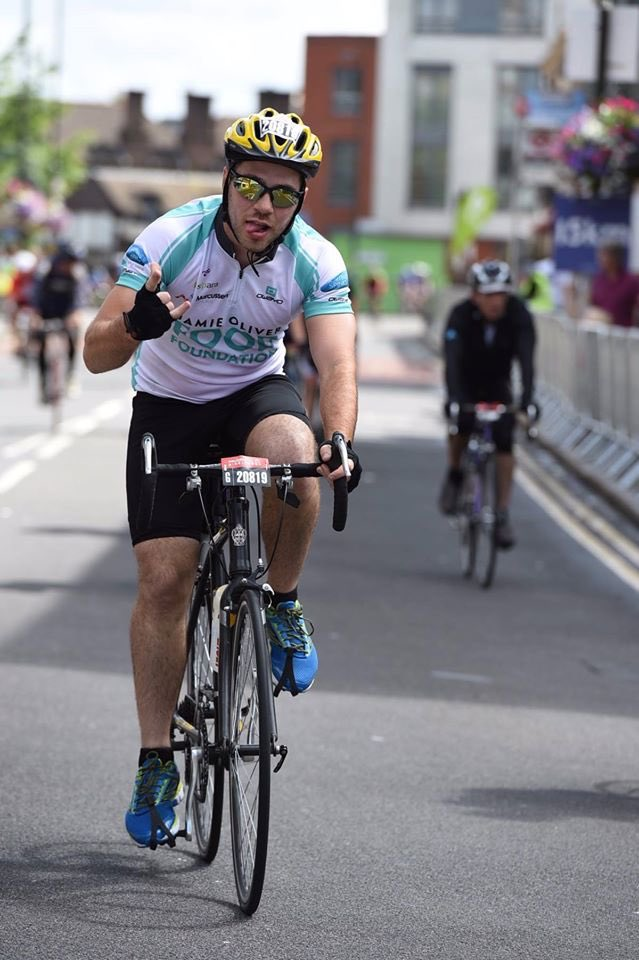 Who's up for riding this year's Prudential RideLondon for my Food Foundation? ???? us foodrevolution@jamieoliver.org ???????? https://t.co/mc8lbS1YlU