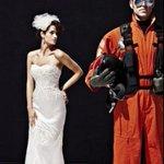 Astronaut turned bridal gown designer! ???? #TBT #matthewchristopher #matthewbridal #tbt https://t.co/pDZonA9EbC https://t.co/IotfhbIey7