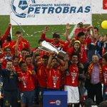 UN DIA COMO HOY (2013). #UEspañola campeón del Torneo de Transición. #vamosue #chile (@agenciaunochile) https://t.co/m9Yy3WYt8l