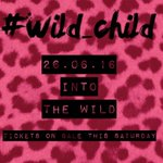 So this is HAPPENING... Tickets on sale this Sat from 10am https://t.co/JL2BmUFGBf #wild_child #tunbridgewells https://t.co/ZN4MEts8cc