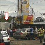 HOY #26May Saquearon un camión de Alimentos en San Félix, Redoma el Dorado #Guayana https://t.co/OcgZhcQN1v