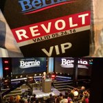 Not a bad day at the office. Any requests? #REVOLT2Vote #BernieSanders #FeelTheBern #REVOLTTV https://t.co/WOk4QUFh1w