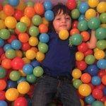 Heres wishing the cute. little, adorable #AbRam a Happy Bday ???? We LOVE You ???? #HappyBirthdayAbRam @iamsrk https://t.co/tquJkiGdLU
