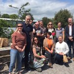 Diploma in Speciality Food Students @UCC on visit to @BallymaloeCS last day #greatpeople https://t.co/BBC7u2B7xt