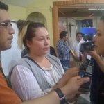 Gobernadora @johaortizv dialoga con medios de comunicación de #Puyango sobre aprobación de #CanastaComercial https://t.co/mtWqF0RP8i