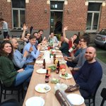 Yearly BBQ hosted by our 2016 interns & starters. Thank you Tom, Lukas & Camille! https://t.co/VGSJ0MmpN0