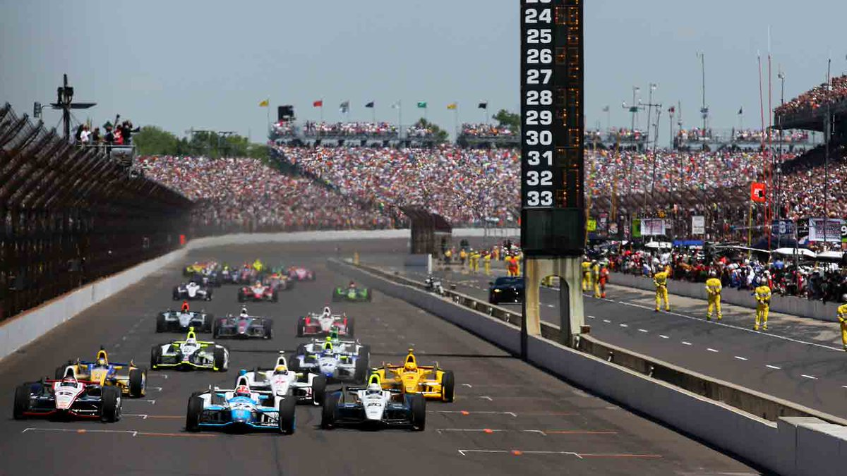 """""""On Sunday, one person out of every 1,000 people in the U.S. will be at the #Indy500."""" - @indystar https://t.co/F3R00jPpe6"""