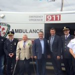 New advanced care paramedic pilot project announced today. Will launch in 4 NB communities. #psweek2016 https://t.co/7qHQ6CbjEi