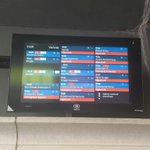 Weinig treinen vanuit Gent-Sint-Pieters. #nmbs #staking https://t.co/GJt9B5Rrvf
