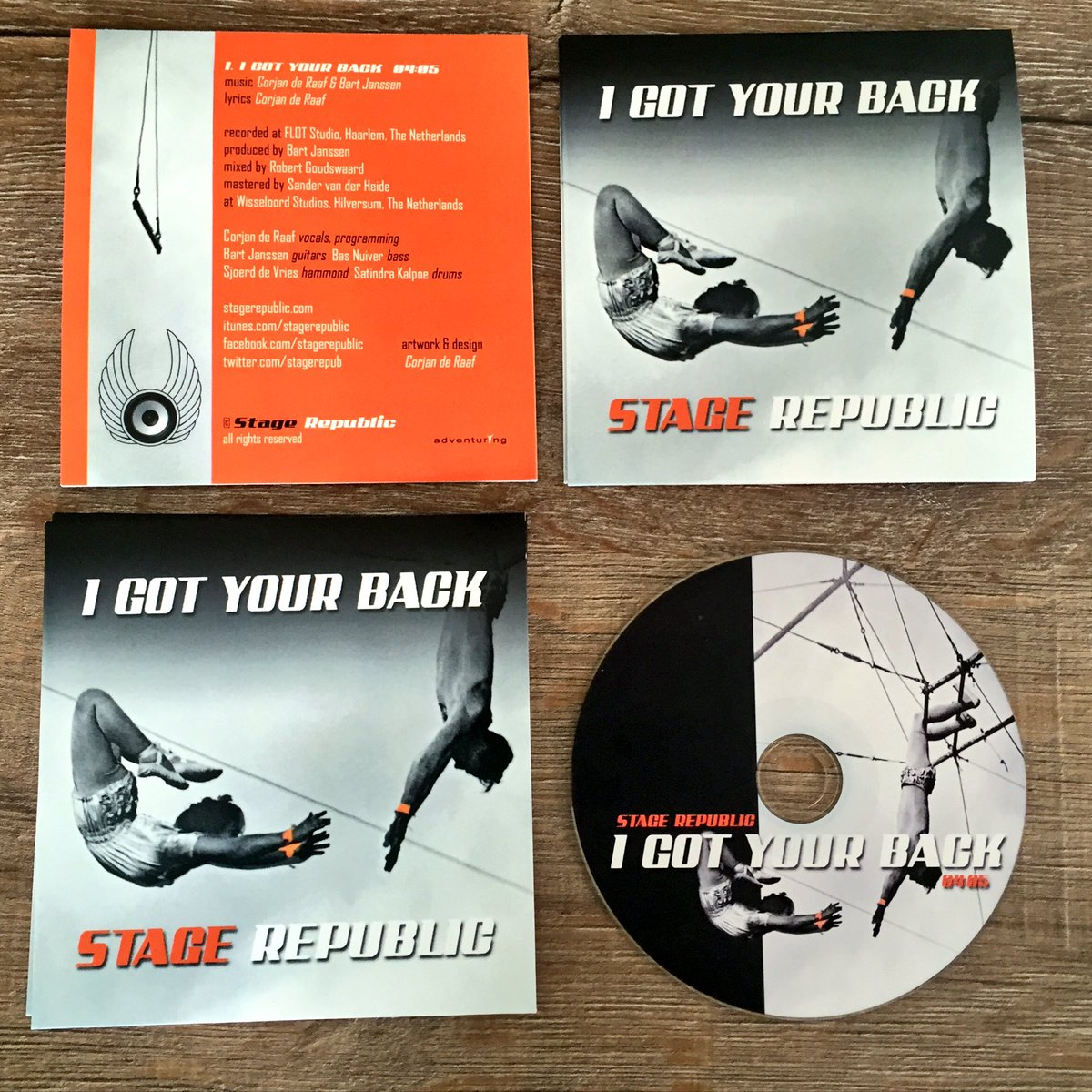 I Got Your Promo CD's. How undigital #newmusic #indie https://t.co/ERueqa3nkL