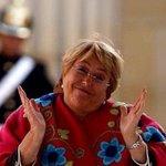GRACIAS a las PROMESAS q NO PUEDE CUMPLIR Bachelet,hoy aseguramos VIOLENCIA y DESTROZOS¿ @NuevaMayoriacl quién paga? https://t.co/qpW8KzikWS