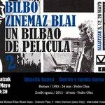 [Gaur] Hutsetik hastea, Biotzez eta Zonbi eguna film laburrak 19:30ean @museo_vasco-n #BilboZinemazBlai https://t.co/SRvfBQJfyc