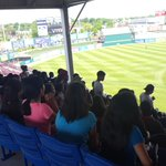 Great day for a ballgame! #PBIS @WestBroadwayMS https://t.co/Ut5Tlr8XQ2