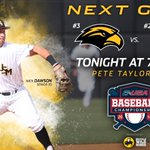 #PackThePete Tonight at 7:30pm for @SouthernMissBSB vs. Marshall! #SMTTT  🎟: https://t.co/yqpUpXRSAO https://t.co/7VyYdwXbhL