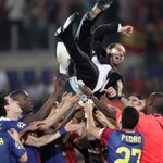 ON THIS DAY: In 2009 Barcelona beat Man Utd 2-0 as Pep Guardiola won the treble in his debut managerial season. https://t.co/o6tCLiI6fj