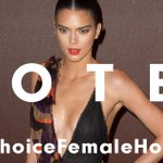 RT now!! My #TeenChoice for #ChoiceFemaleHottie is @KendallJenner https://t.co/tCGG4FMrNr