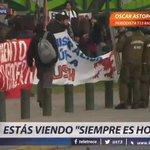 ????#T13Móvil   Oscar Astorga y más detalles de la marcha no autorizada,desde Parque Bustamante https://t.co/IlwjQjvPyB https://t.co/S4cZ89ZMpM