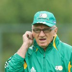 Ted Dumitru [former Bafana Bafana coach] has passed away after collapsing! #RIPTedDumitru #TedDumitru https://t.co/6dgM2NNsjU