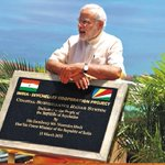 India dedicated a coastal surveillance radar system to the people of the Republic of Seychelles. https://t.co/bSs9B80DCK