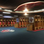 The locker room for @LibertyFootball https://t.co/57nnE0fseh