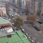 Se armó la grande en la Alameda tomen alternativas @reddeemergencia https://t.co/PaHVpaRIJU