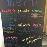 Menu board is ready to go up! ????#tonbridge #Kent #sulstonskitchen #openingsoon #newmenu #healthyeating #food #yummy https://t.co/zoEzUHg56F