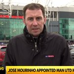 DONE DEAL! Jose Mourinho is the new Man United manager. Live reaction on #SSNHQ and here: https://t.co/TI8f5bYrJp https://t.co/fW9qnOfNVp