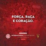 DIA DE INTER!!! Venha ao Gigante e empurre o Inter rumo à vitória! #VamoInter https://t.co/RoG1FoV0ii