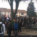 AHORA | Estudiantes avanzan por las calles de Concepción en marcha autorizada https://t.co/m6asLnZyXQ https://t.co/YdAIRAXcps