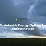 Upcoming event: Sustainable Energy Options for SK Conference tomorrow hosted by #usask SENS https://t.co/wuHy3mKvCk https://t.co/IN4csYrKk1