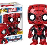 RT & follow @CollectorCorps for a chance to win a @HotTopic  Exclusive Red & Black Spider-Man Pop!! https://t.co/wnPDgYLqZ9
